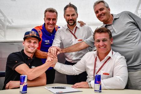 Sudáfrica vuelve: Brad Binder dará el salto a MotoGP con el Red Bull KTM Tech3 en 2020