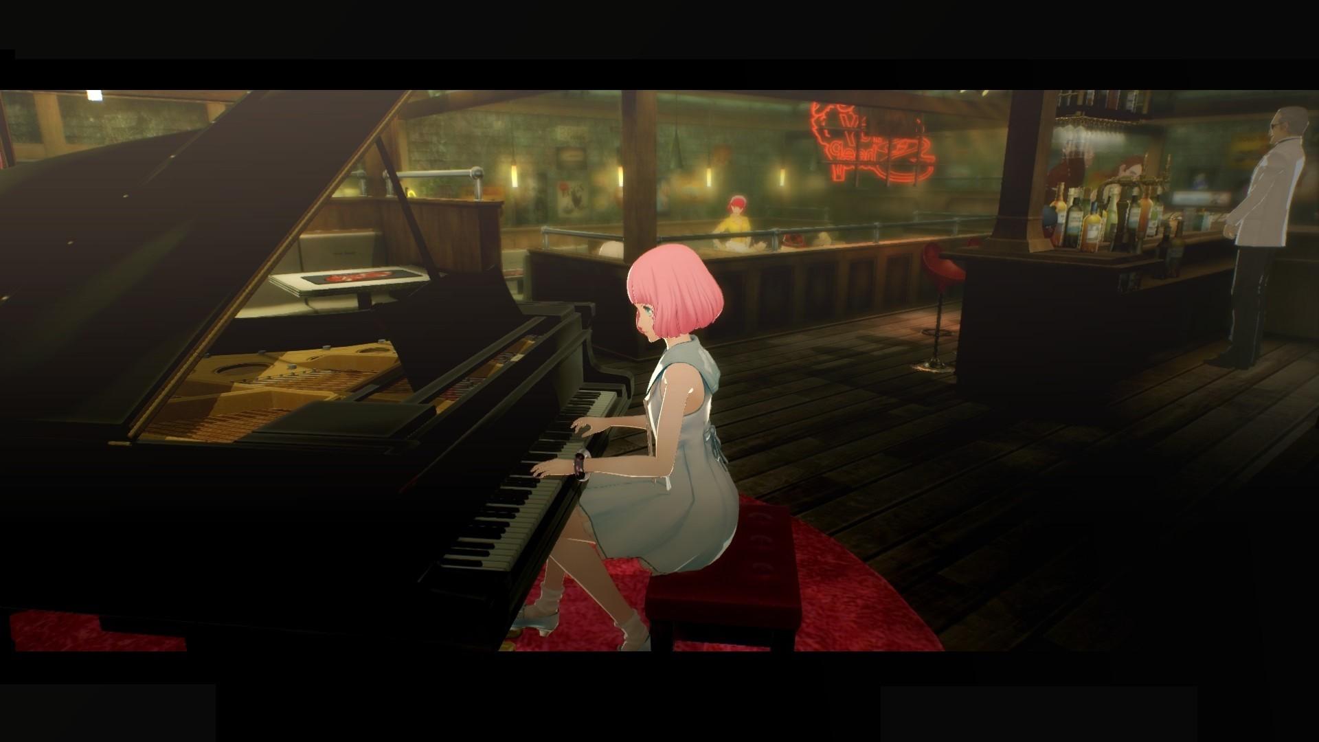 Qatherine, mejor conocida como Rin, es el nuevo personaje