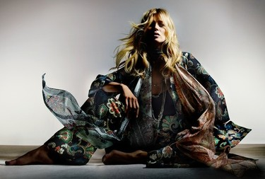 ¡Kate Moss vuelve con TopShop! Primeras imágenes de la colección
