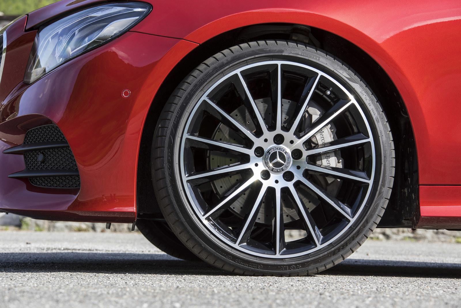 Foto de Mercedes-Benz Clase E Cabrio, toma de contacto (133/156)