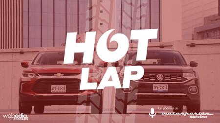Hot Lap #24: Chevrolet Tracker vs. Volkswagen T-Cross, dos B-SUV a duelo