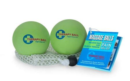 Sistema de auto-masaje: Yoga Tune Up Therapy Balls