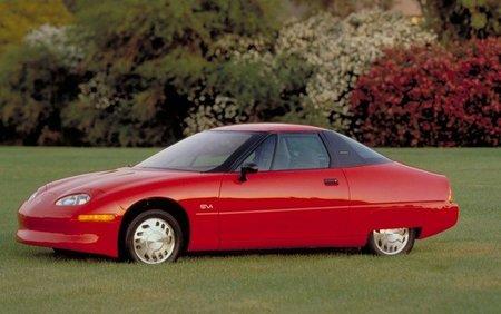 1996 General Motors EV-1