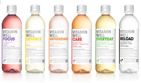 Vitamin Well, las bebidas vitaminadas suecas ya están en España
