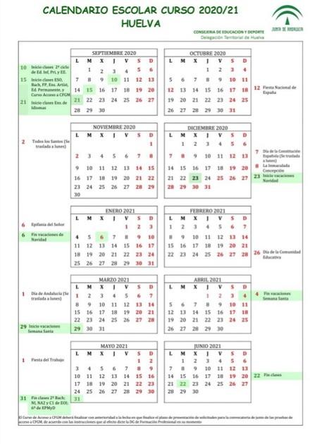 Calendario-escolar-2020-2021-Huelva