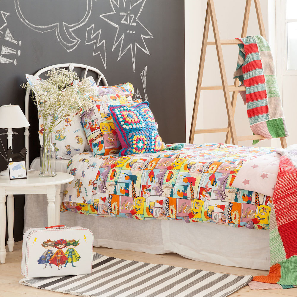 Colecci n zara home kids oto o invierno 2015 2016 1 41 for House pictures for kids