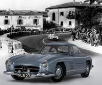 Otro Mercedes 300 SL muy especial