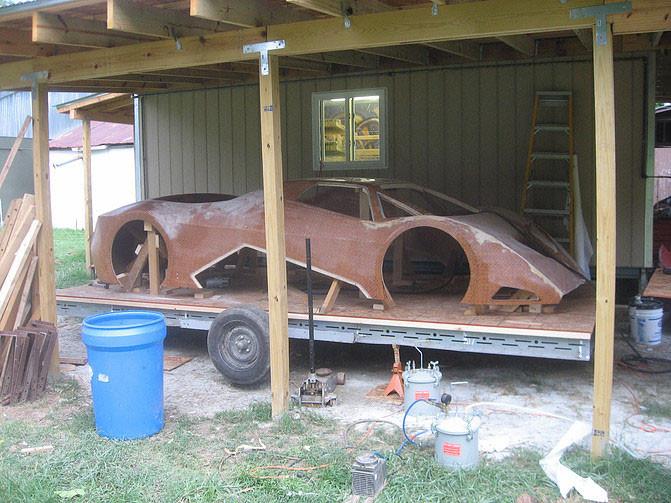 Foto de Splinter, el coche de madera (3/11)