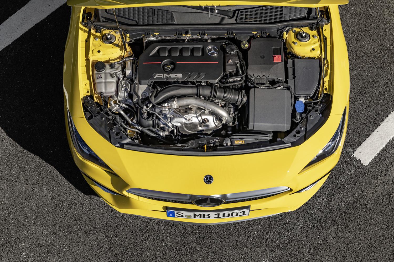 Mercedes-Benz CLA II (2019) 22