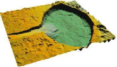 El estudio de la superficie de Marte revela que hubo grandes corrientes de agua