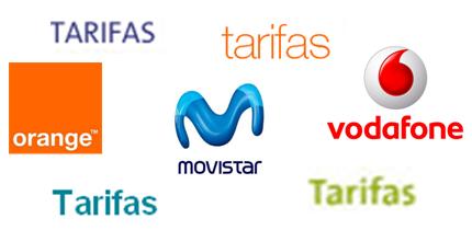 Comparativa tarifas de voz particulares con Movistar, Vodafone y Orange