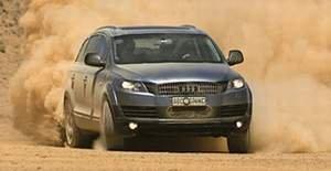 El SUV de Audi