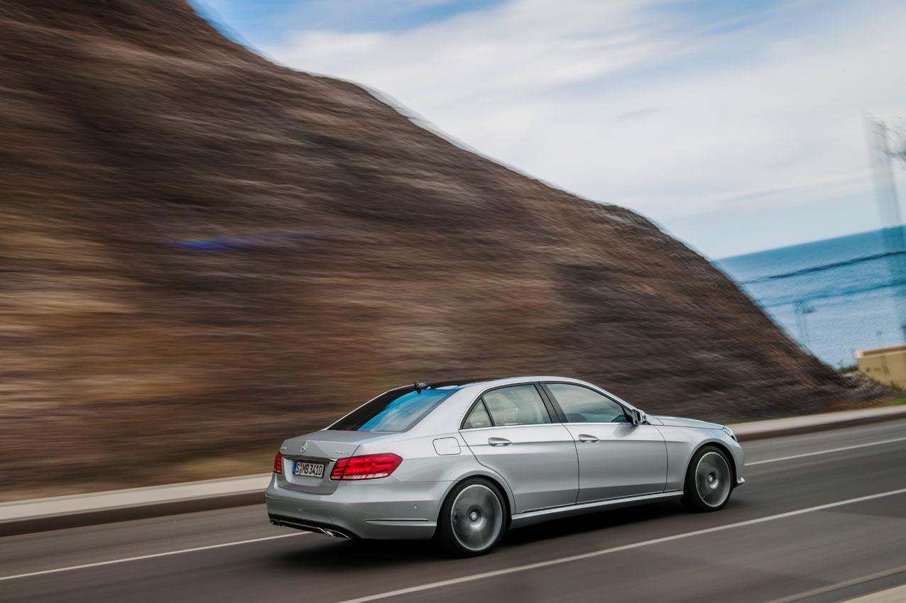 Foto de Mercedes-Benz Clase E 2013 (48/61)