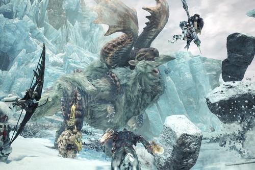 Hemos salido de caza a por el Beotodus y el Banbaro de la expansión Monster Hunter World: Iceborne y esto es lo que nos ha parecido