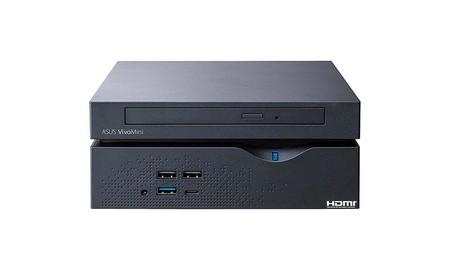 ASUS VivoMini VC66-B088Z, un mini PC potente, para trabajo u ocio, rebajado a 599 euros en PcComponentes
