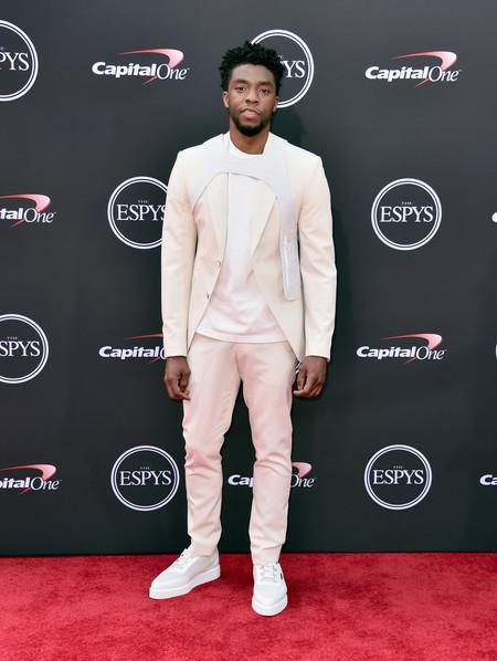 Chadwick Boseman The 2018 Espys Awards