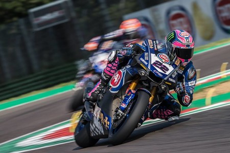 Alex Lowes Wsbk Italia 2018