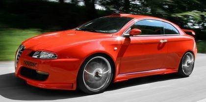 Alfa GT X-Supero por Novitec