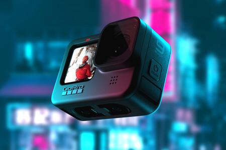 GoPro HERO9 Black: la nueva GoPro tiene doble pantalla, un sensor de 23,6 megapíxeles y promete aventuras muy estabilizadas