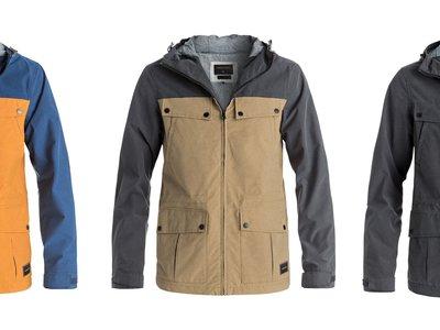 En eBay tenemos la   chaqueta Clover Daze de Quiksilver por 48 euros con envío gratis