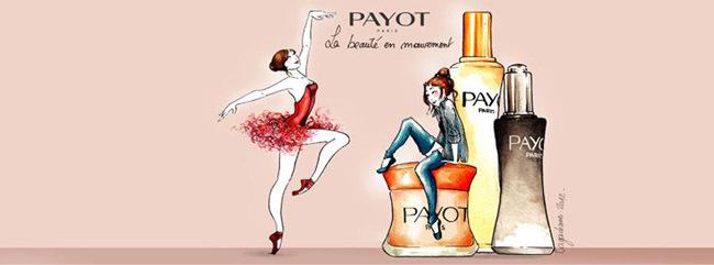 Dibujo relanzamiento Payot