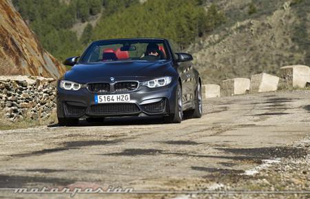 BMW M4 Cabrio, prueba (parte 1)