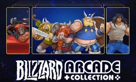 Blizzard Arcade Collection aumenta gratis su lista de videojuegos al incorporar The Lost Vikings 2 y RPM Racing