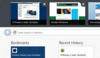 Mozilla paraliza el desarrollo de Firefox para Windows 8 con interfaz Modern UI