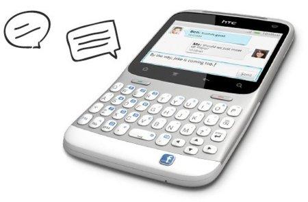 HTC ChaChaCha, el teléfono Facebook llega a España