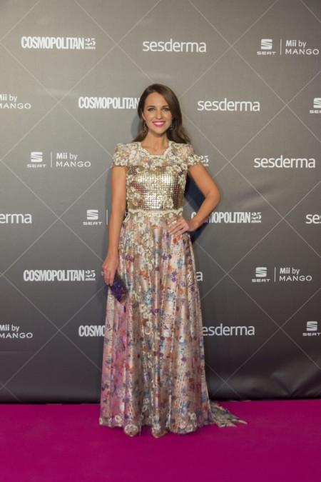 Paula Echevarría Premios Cosmopolitan 2015