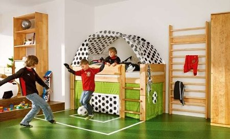 dormitorio futbol infantil 3
