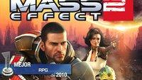 Mejor juego RPG del 2010: 'Mass Effect 2'