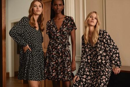 Los nuevos vestidos de Lefties nos dejan un otoño cargado de posibilidades y mucho estilo (sin gastarnos un dineral)