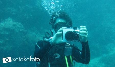 Sumérgete en la fotografía submarina