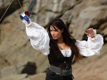 Pilar Rubio vuelve surcando los mares