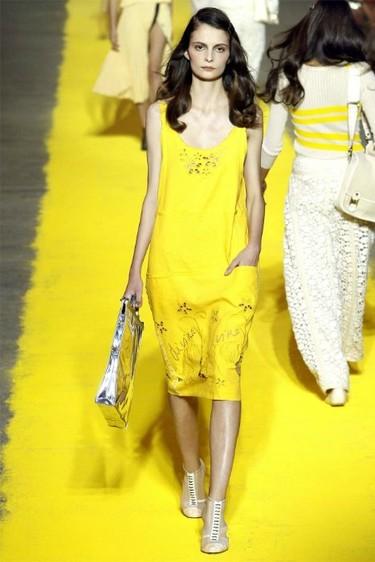 Sonia Rykiel Primavera-Verano 2012: una colección bañada por el sol