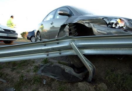 """La inversión en infraestructuras ha bajado """"muchísimo"""", según los fabricantes de barreras metálicas"""