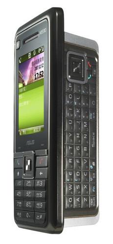 Asus M930, con doble pantalla