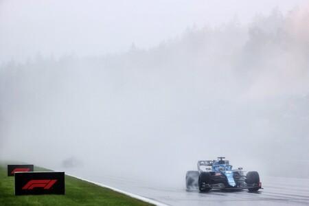 Alonso Belgica F1 2021