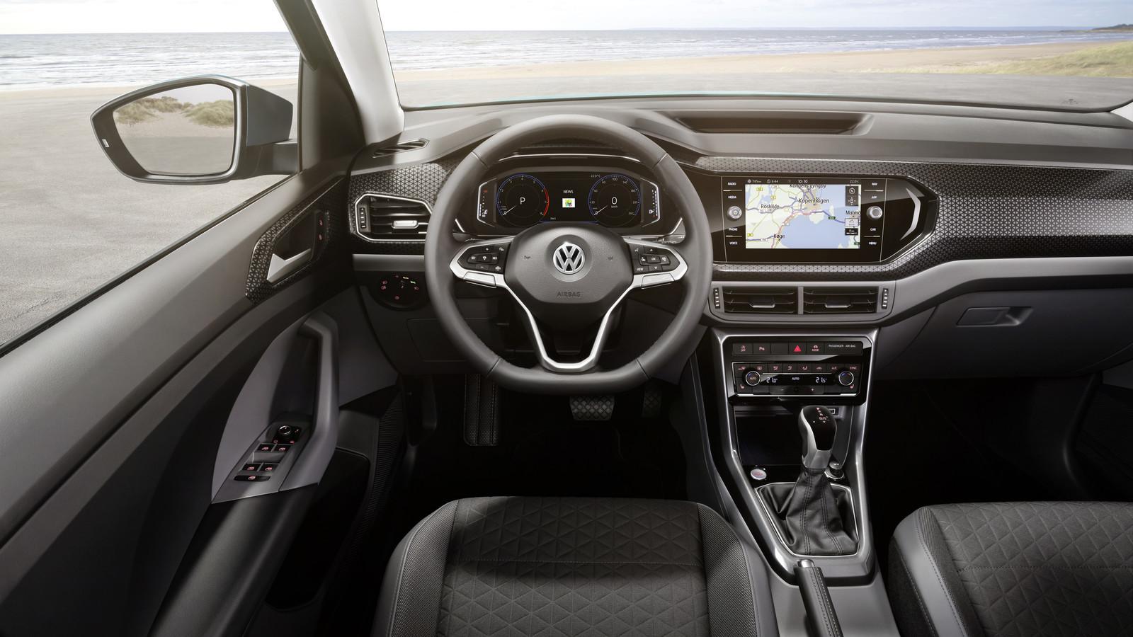 Foto de Volkswagen T-Cross 2019 (36/55)