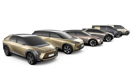 Toyota primer eléctrico en Shanghai 3