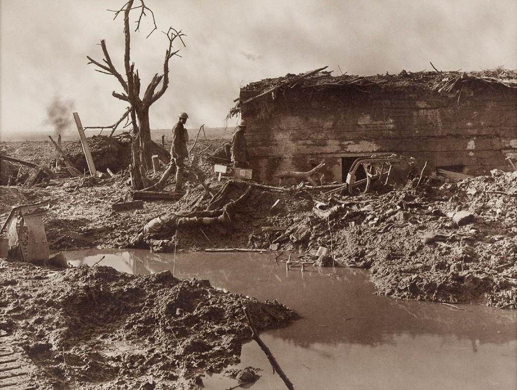 La Primera Guerra Mundial, a través de 41 imágenes