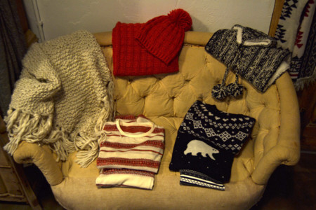 Oysho moda calle invierno 2014