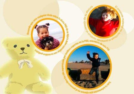 Juegos y materiales didácticos para niños con fenilcetonuria