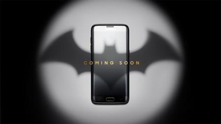 Galaxy S7 Batman Proximamente