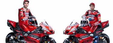 Ducati presenta la Desmosedici GP20, la moto que marcará el devenir de la marca de Borgo Panigale en MotoGP
