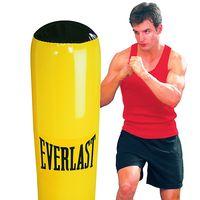 Quema calorías y libera tensiones con este saco de boxeo hinchable de Everlast: ahora sólo 21,30 euros en Amazon