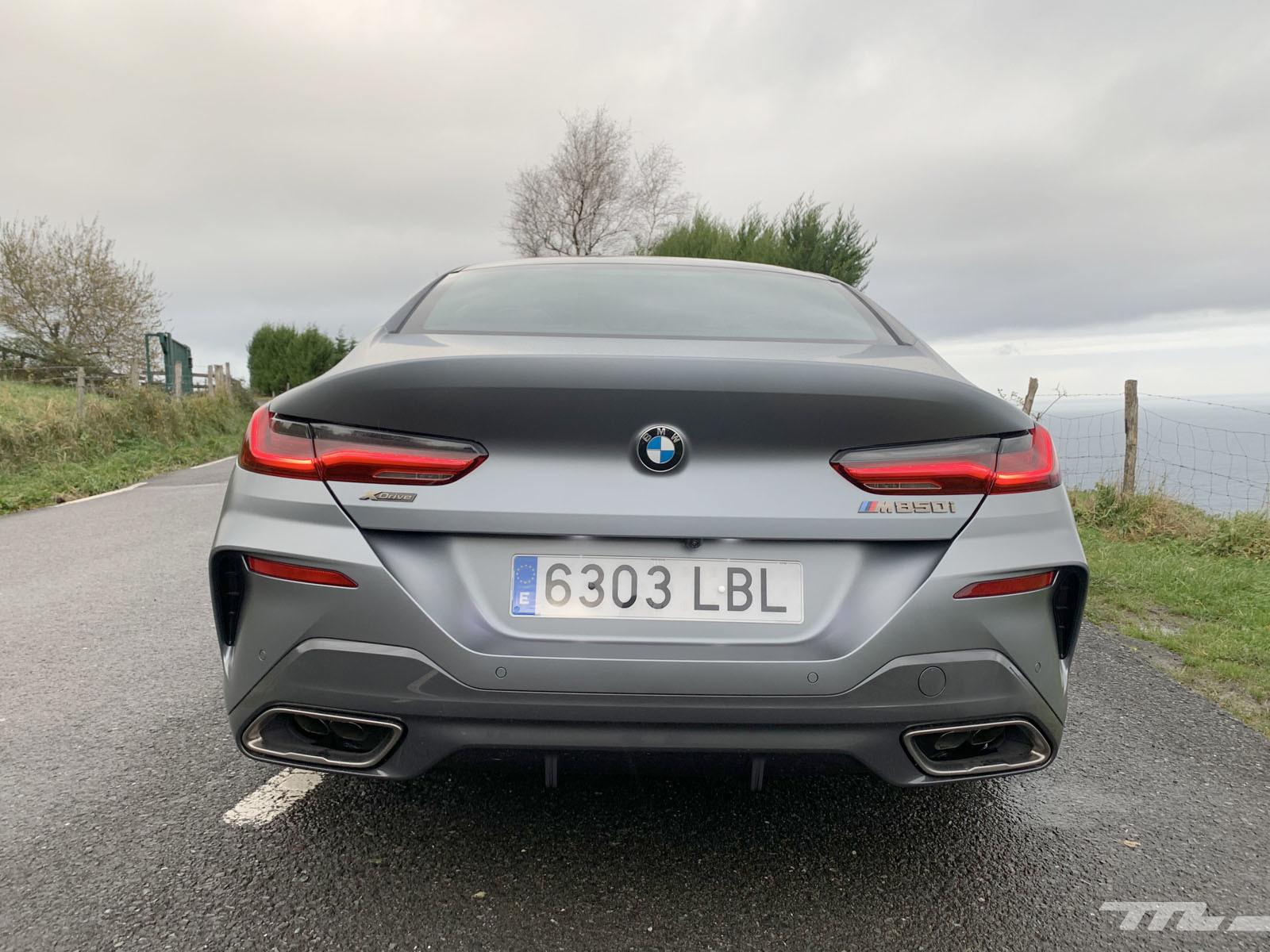 Foto de BMW Serie 8 Gran Coupé (presentación) (5/159)