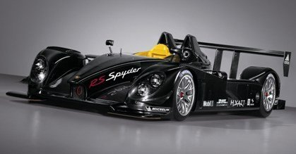 Porsche Spyder 2007