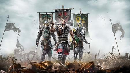 La batalla iniciará con el trailer de lanzamiento de For Honor